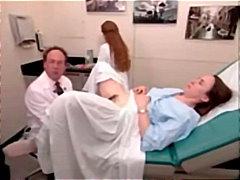 широко отворени путки, гинеколог, фетиш, космати