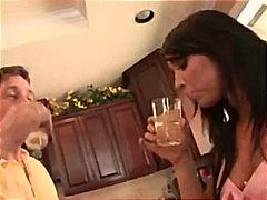 Коуди Лейн, групов секс, задна прашка, цици, тясна