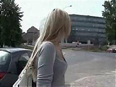 чекия, публично, домашно видео, блондинки
