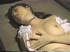 bröst, asiatiska, japansk