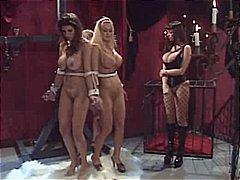 奴隷, ラテックス, 緊縛, レスビアン, サディズム & マゾヒズム