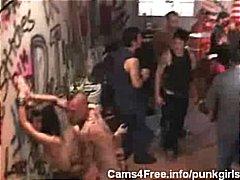 Punkeri Porno