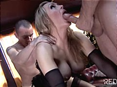 Tanya Tate, threesome