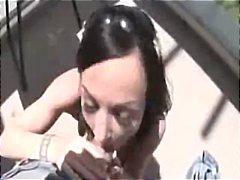 Мелиса Лорън, дълбоко в гърлото, реалити, тясна
