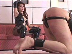 пляскане, женска доминация, японки