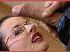 Мишел Уайлд, на лицето, порно звезди, празнене