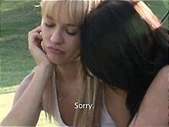 Блу Ейнджъл, лесбийки, яки мацки, блондинки