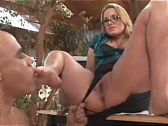 Flower Tucci, blonde, cumshot, booty, pornstars, butt, big-ass, big-tits, blond, flower tucci