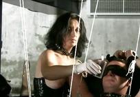 женска доминация, аматьори, садо-мазо