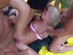 групов секс, аматьори, анално