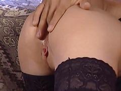 Мая Голд, секс играчки, анално, трио