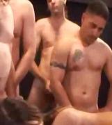 Амбър Рейн, празнене вътре, анално, масов секс