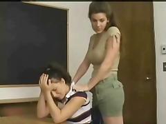 lesbisch, strapon, sexspielzeug, anal