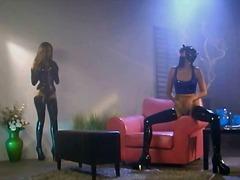 bdsm, lesbiske, latex, slave, fisse, fetish, elskerinde