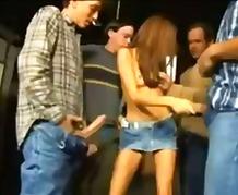 Джена Хейз, на лицето, кур, свирки, дупета