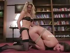 कामोत्तेजक, गांड