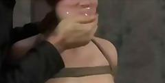 садо-мазо, запушена уста