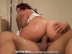 Dee, pornostjerner, sygeplejerskesex, store patter, blowjobs, brunetter, kvinder taget bagfra