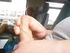 публично, флашинг, мастурбация