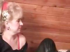 schlucken, russisch, cumshot, mutti