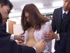 секретарки, японки, ориенталки