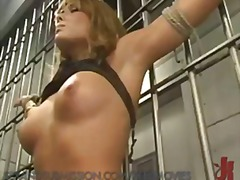 harter sex, frivol, angebunden, dominanz, sklave