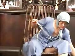 खुले में, बुड्ढी औरत, भयंकर चुदाई