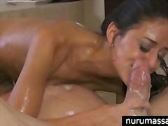 wet, showering, hardcore, brunette, pornstar, oil, blowjob, massage