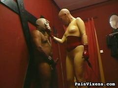 роби, големи цици, женска доминация, бондаж