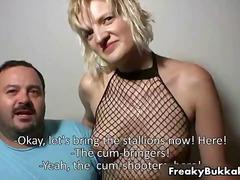 масов секс, празнене, на лицето, испанки