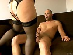 ass, piercing, hardcore, spanish, on top, brunette, stockings