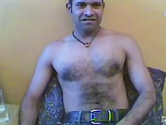 gay, pov, hairy, brunette, facial, masturbation, indian, bear, t.y., hardcore