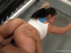 gym, chubby, sports, big-boobs, bbw, hardcore