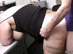 nilon, si rambut perang, hisap konek, porno hardcore, wanita gemuk