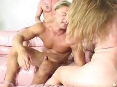 गुदामैथुन, तीन लोगों का सेक्स