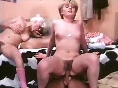 ретро, групов секс, яко ебане