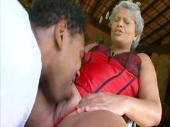 възрастни, черни, бабички, мама, орално, африканки