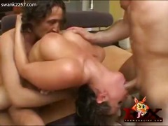double-penetration, big-tits, groupsex, big-dick, sex-toys, babe, group, face-fucking, guy