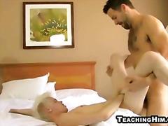 анално, възрастни, яко ебане, млади гейове