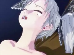 anime, 3d, hentai