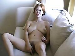 мастурбация, домашно видео, мама, космати