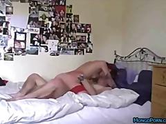 тийнейджъри, двойка, домашно видео
