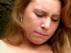 соло, мастурбация, сред природата, вагина