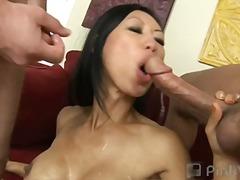 तीन लोगों का सेक्स, एशियन