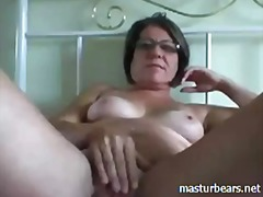 butt, masturbation, fingering, mature, granny, homemade, pussy-eating, webcam, cam, british