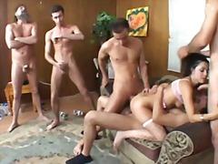 penetration, group, double, gangbang