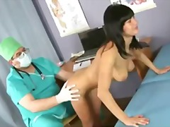 extreme, insertion, speculum, doctor, fist, medical, pussy, clinic, examination, kinky
