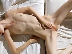мастурбация, блондинки, играчка, тийнейджъри