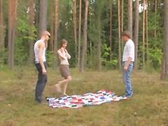 трио, рускини, тийнейджъри