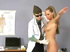 speculum, clinic, gyno, domination, pussy, insertion, doctor, humiliation